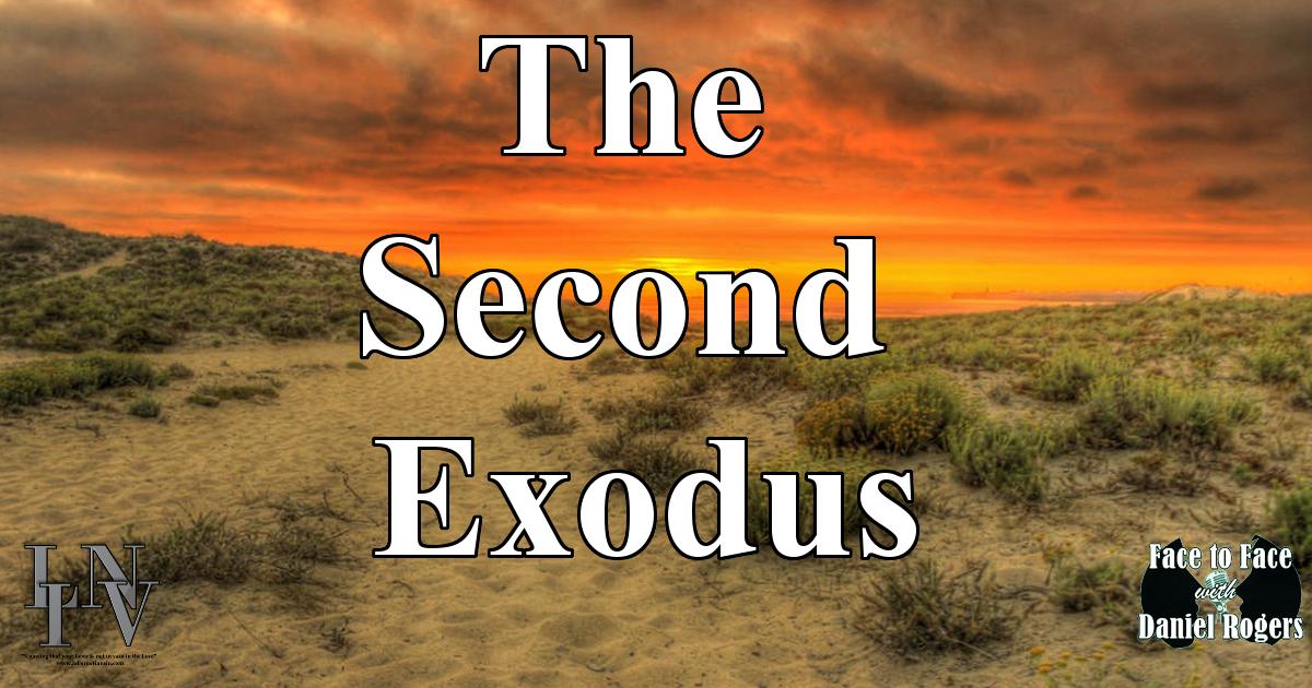 The Second Exodus: Hebrews