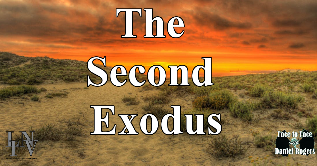 The Second Exodus: Hebrews